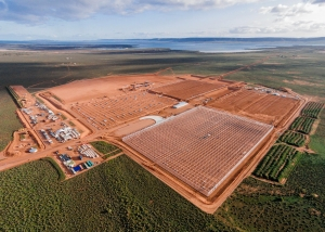 Construction underway in Port Augusta_photo by Sundrop Farms